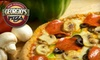 Georgio's Pizza - East Lansing: $5 for $10 Worth of Gourmet Pizza Slices and Pies at Georgio's Pizza