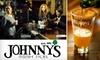 Half Off at Johnny's Irish Pub