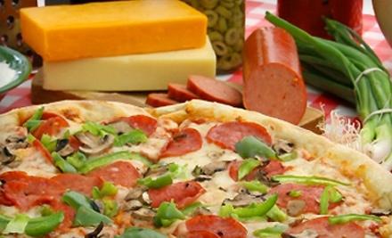 $15 Groupon to Sal's Pizza & Pasta - Sal's Pizza & Pasta in Pleasantville