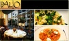 Palio D'Asti - Financial District: $15 for $35 Groupon for Italian Food at Palio D'Asti