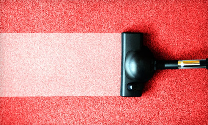 Curtis-E - Downtown: 60% Off Carpet Cleaning in up to Six Rooms