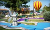 Fondy Sports & Aqua Park - Fond du Lac: $10 for Mini Golf Outing for Four People at Fondy Sports Park in Fond du Lac ($20 Value)