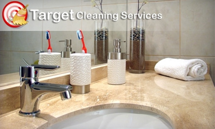 Target Cleaning Services - Vaughan: $139 for a Two-Hour House Cleaning from Target Cleaning Services in Vaughan ($330 Value)