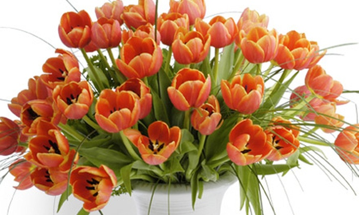 Field of Flowers - Multiple Locations: $30 for $60 Worth of Floral Design and Delivery from Field of Flowers. Three Locations Available.