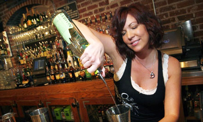 Allstar Bartenders Training - Multiple Locations: Choice of One of Seven 40-Hour Bartending Courses at Allstar Bartenders Training. Three Locations Available.