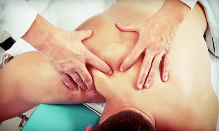 Turning Point Chiropractic - North Shore: Chiropractic Package with Adjustment and Massage at Turning Point Chiropractic (Up to 75% Off). Four Options Available.