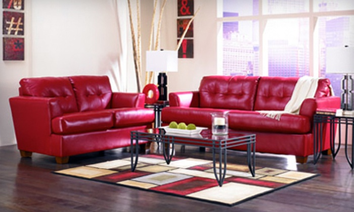 Furnish 123 - Raleigh / Durham: $50 for $200 Worth of Furniture at Furnish 123