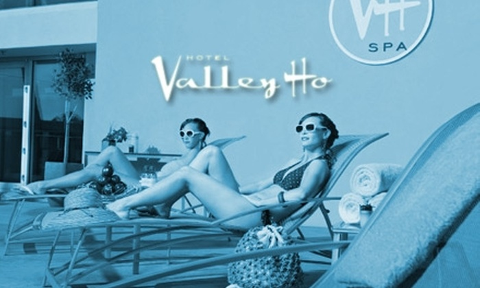 Hotel Valley Ho - Multiple Locations: $45 for a 45-Minute Massage, Papaya-Pineapple Enzyme Body Wrap, or Anti-Aging Facial at the VH Spa of Hotel Valley Ho in Scottsdale