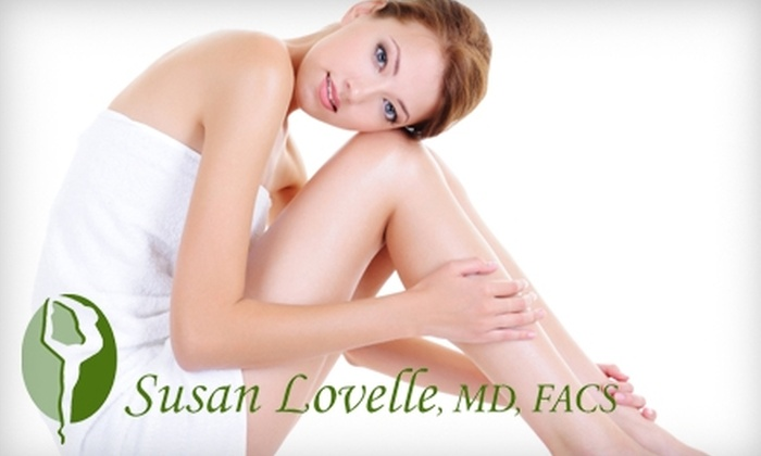 Axtell Plastic Surgery - Wichita: $99 for Three Laser Hair-Removal Treatments at Axtell Plastic Surgery in Newton (Up to $455 Value)