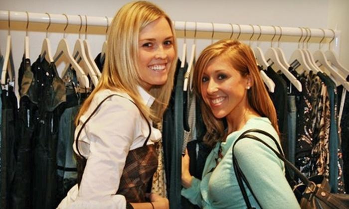 ShopWalk - Bucktown: $25 for a Windy Neighborhood Boutiques Tour from ShopWalk ($50 Value)