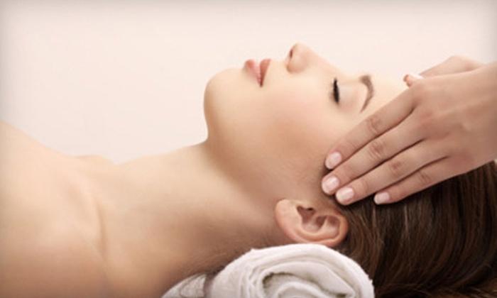 Shampoo Hair Salon - Greenville: Salon and Spa Services at Shampoo Hair Salon. Three Options Available.