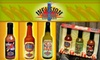 Infusion Hot Sauce: $14 for Your Choice of Four Bottles of Hot Sauce from Infusion Hot Sauce Company (Up to $27.96 Value)