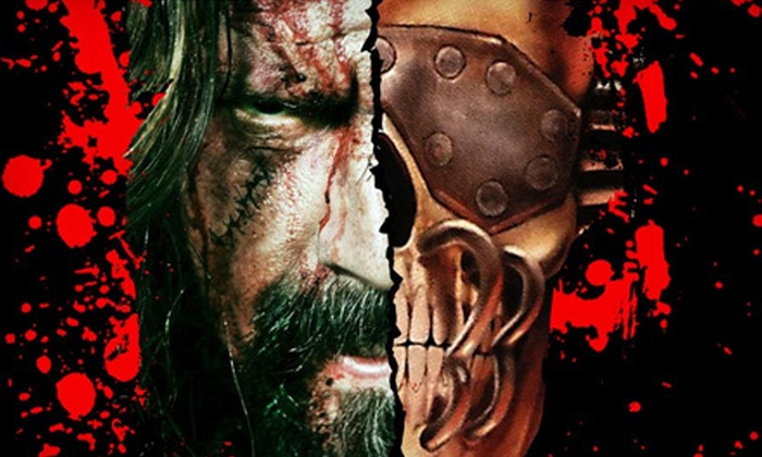 Rob Zombie and Megadeth with Lacuna Coil - PNC Bank Arts Center: One Ticket to See Rob Zombie and Megadeth with Lacuna Coil at PNC Bank Arts Center in Holmdel on Friday, May 11 at 7 p.m. (Up to $51.85 Value)