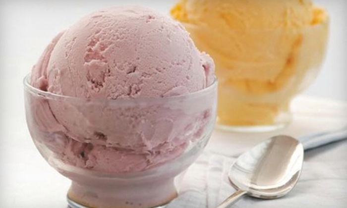 Cold Fusion Gelato - Newport: $5 for $10 Worth of Gelato and Sorbet at Cold Fusion Gelato in Newport