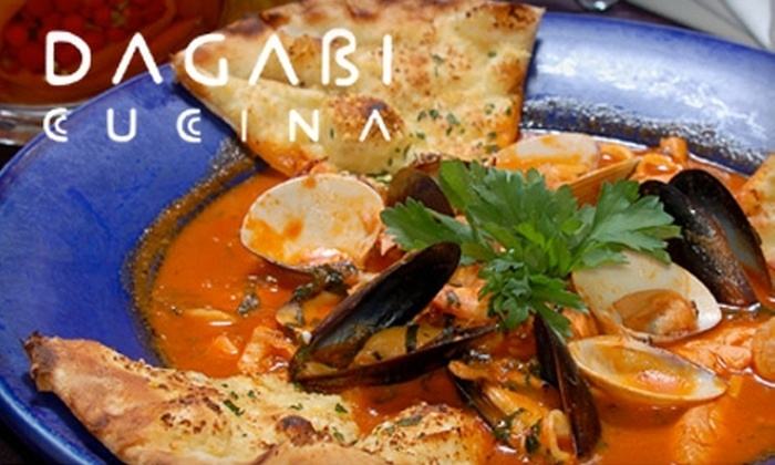 Dagabi Cucina - Wonderland Hills: $12 for $25 Worth of Mediterranean Fare at DaGabi Cucina in Boulder
