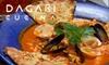 Dagabi Cucina - Wonderland Hills: $12 for $25 Worth of Mediterranean Fare at DaGabi Cucina in Boulder