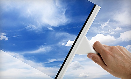 $40 Groupon Toward Deluxe Window-Cleaning Services (an $80 value) - 5 Star Window Care in