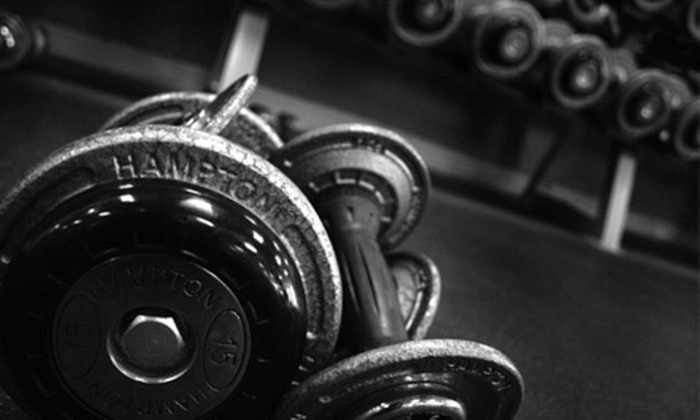 Pinnacle Fitness - South/Southeast 1: $49 for a Three-Month Membership ($99.99 Value) or $89 for a Six-Month Membership ($179.99 Value) at Pinnacle Fitness