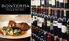 Bonterra - Dilworth: $25 for $60 Worth of Contemporary American Cuisine and Drinks at Bonterra Dining & Wine Room