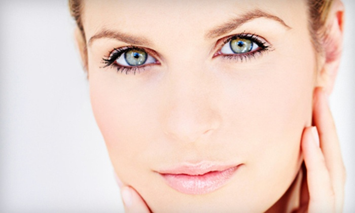 Skin Fitness, Etc - Carlsbad: One or Three Microcurrent Face Lifts with Cold Laser and Amber Therapy at Skin Fitness, Etc in Carlsbad (Up to 67% Off)