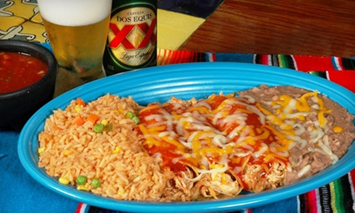 Maria Bonita Mexican & Cuban Restaurant - Orlando: Latin Fare for Dinner or Lunch at Maria Bonita Mexican & Cuban Restaurant