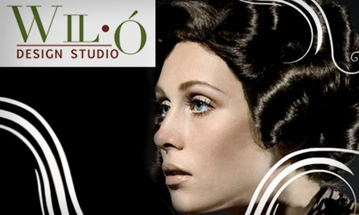 WIL.O Design Studio - Cranston: $150 for a Keratin Treatment at WIL.O Design Studio ($300 Value)