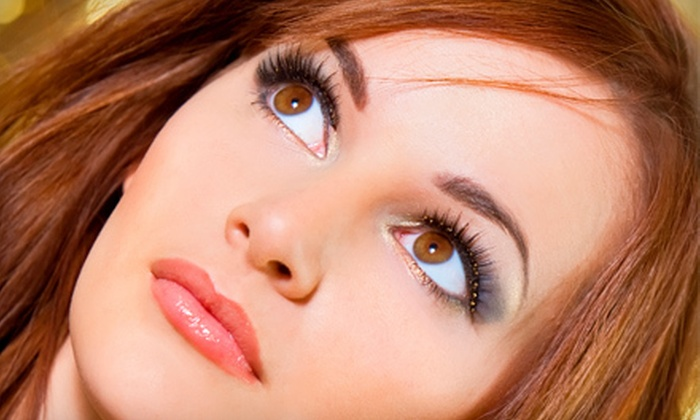 Reflections Permanent Makeup - Platation Trace: Permanent Liner on Upper or Lower Eyelids or Permanent Brow Makeup at Reflections Permanent Makeup (Up to 60% Off)