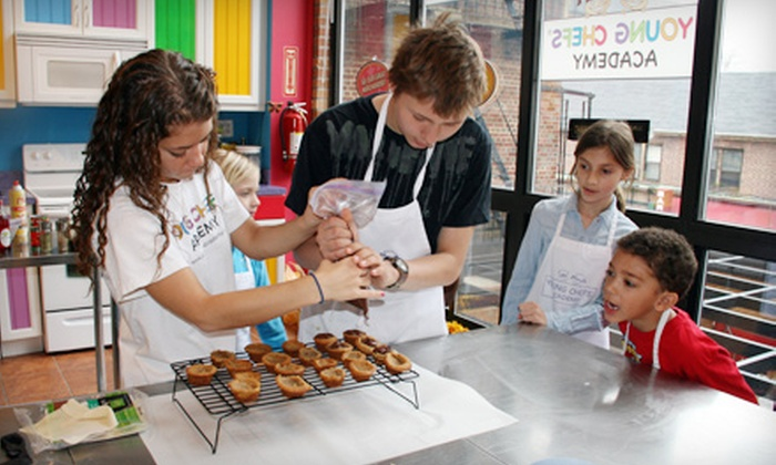 Young Chefs Academy - Young Chef's Academy: Up to 67% Off Kids' Cooking Classes