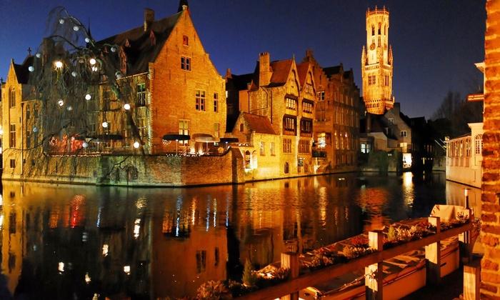 Hotel Avec Parking Bruges