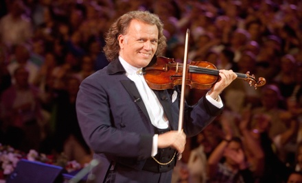Live Nation: Andre Rieu at Toyota Presents the Oakdale Theatre on Wed., Nov. 30 at 7:30PM: Balcony Seating - Andre Rieu in Wallingford
