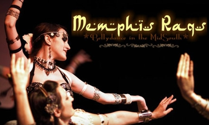 Memphis Raqs - Masjid Al-Noor Housing Development Corp: $18 for Three Intro to Belly-Dance Classes from Memphis Raqs ($45 Value)