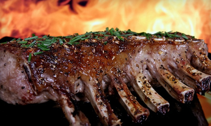 Cockeyed Pig - Gallatin: $12 for $25 Worth of Grilled Fare at the Cockeyed Pig in Gallatin