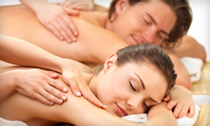 Modern Enhancement Salon - North Raleigh: $74 for a Two-Massage Package at Modern Enhancement Salon ($150 Value)