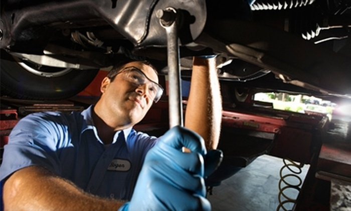 Owasso Auto Care - Owasso: $18 for an Oil and Filter Change at Owasso Auto Care ($36 Value)
