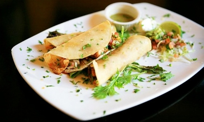 Isla Cantina - West Hollywood: $22 for $45 of Mexican Fare at Isla Cantina or $10 for $20 Worth of Happy Hour Fare