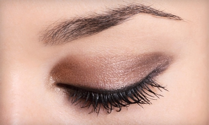 All About Faces Spalon - South Oklahoma City: $49 for Eyelash Extensions at All About Faces Spalon ($100 Value)