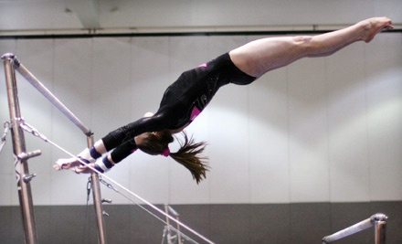 Gage Center Gymnastics: 1 Month of Classes + Waiver of the Registration Fee - Gage Center Gymnastics in Blue Springs