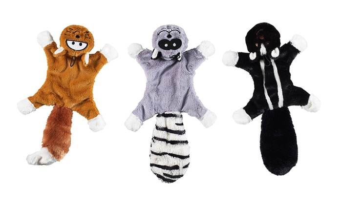 SPOT Skinneeez Masked Bandits Dog Toy: SPOT Skinneeez Masked Bandits Dog Toy. Free Returns.