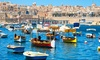 ✈ 7-, 8-, or 9-Day Malta Vacation with Air from Great Value Vacations