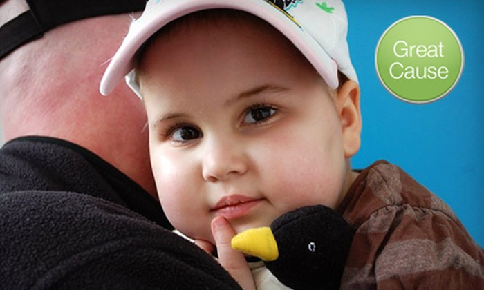 CJ's Thumbs Up Foundation - Richmond: $10 Donation to Help Support Families of Hospitalized Kids