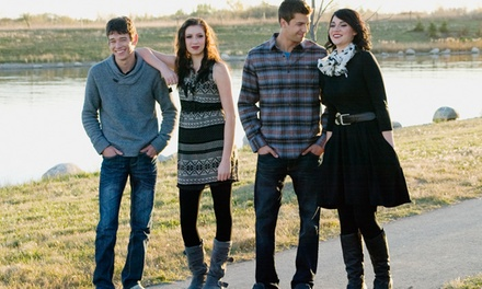 $40 for $80 Worth of Men's and Women's Boutique Apparel at Loft Sixty Seven