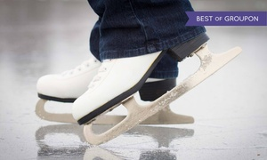Iceland Ice Skating Rink: Ice Skating for Two or Four at Iceland Ice Skating Rink (Up to 44% Off). Four Options Available.