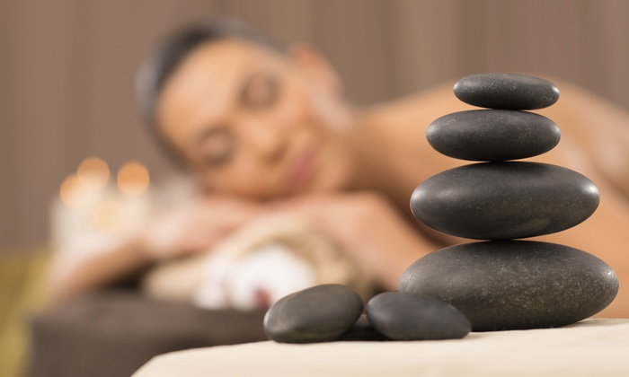 Erica's Spa & Massage - Centennial: Two 60-Minute Hot Stone Massages at Erica's Spa & Massage (49% Off)
