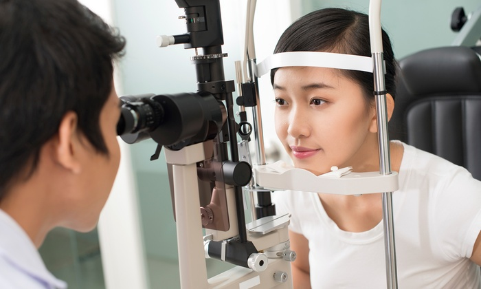 Dr. Friedman Optometrists & Associates - Culver City: Well Vision Eye Exam Package for Glasses or Contacts at Dr. Friedman Optometrists & Associates (Up to 52% Off)