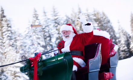 Admission to This is the Place Heritage Park and a 20-Minute Wagon Ride with Santa for 2 or 4 (Up to 50% Off)