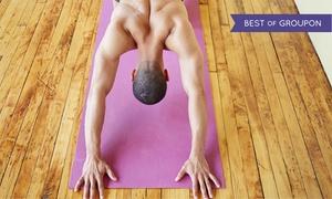 Rebirth Yoga Studio- Streetsville: CC$25 for Five Hot-Yoga Classes at Rebirth Yoga Studio (CC$55 Value)