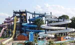 Up to 35% Off Admission Packages at Splash Kingdom Waterparks at Splash Kingdom Waterparks, plus 6.0% Cash Back from Ebates.