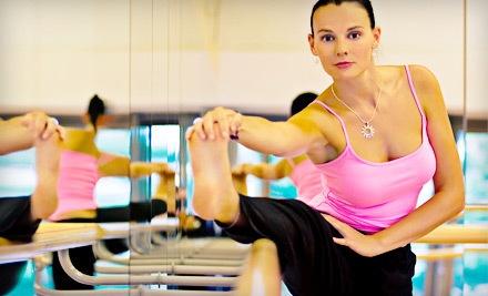 3 Barre Fitness Classes (a $35 value) - Local Barre in Richmond