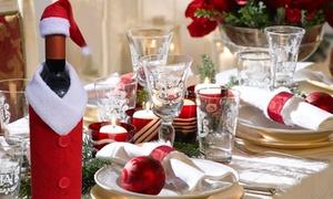 Couvres-bouteilles Père Noel