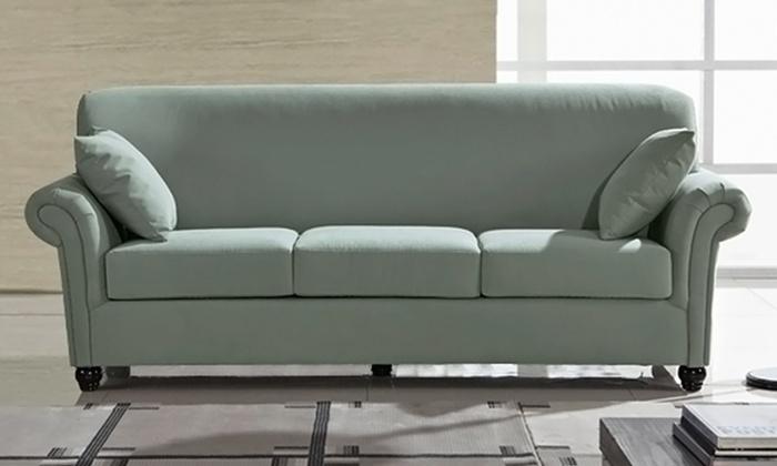 Zhelin Microfiber Sofa